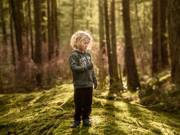 Children in Nature Sessions